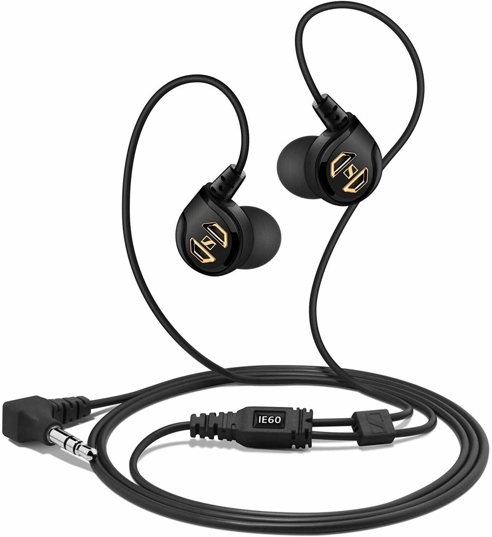Sennheiser IE 60 In-Ear Stereo Headphones  #SEIE60 MFR #504769