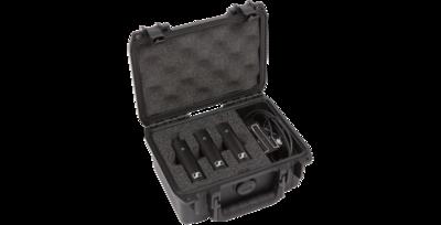 SKB iSeries Sennheiser XSW-D Wireless Audio System Case #SK3I07053XSW MFR #3I0705-3-XSW