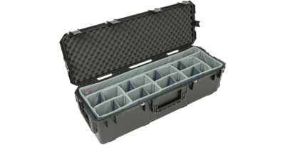 SKB 3i-Series 4213-12 Wheeled Waterproof Utility Case with Divider Set #SK3I421312DT MFR #3I-4213-12DT