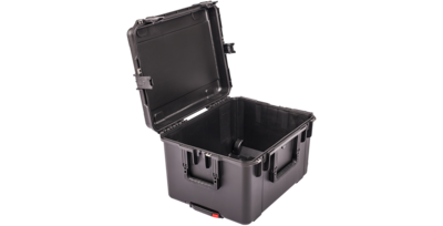 SKB iSeries 2217-12 Waterproof Utility Case with Wheels (Empty, Black) #SK3I221712BE MFR #3I-2217-12BE