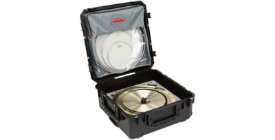 SKB ISeries Cymbal Flyer with Head Storage, Locking TSA Latches & Wheels 3i-2424-CF22 #SK3I2424CF22 MFR #3I-2424-CF22