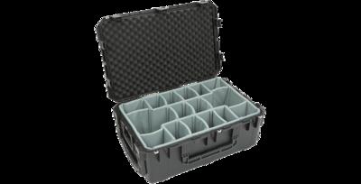 SKB iSeries 3019-12 Waterproof Utility Case with Think Tank Dividers (Black) #SK3I301912DT MFR #3I-3019-12DT