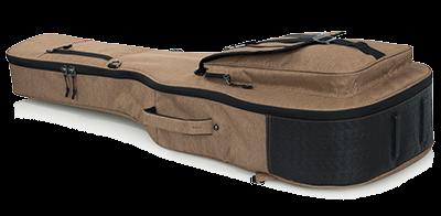 Gator Cases Transit Series Gig Bag for Acoustic Guitar (Tan) #GAGTACOUTAN MFR #GT-ACOUSTIC-TAN