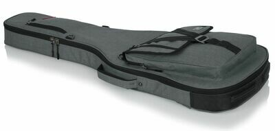 Gator Cases Transit Series Gig Bag for Electric Guitar (Light Gray) #GAGTELECTRGY MFR #GT-ELECTRIC-GRY
