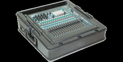 SKB 1SKB-R100 Roto-Molded 10 RU Top Mixer Rack #SK1SKBR100  MFR #1SKB-R100