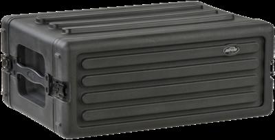 SKB 4U Roto Shallow Rack Case with Steel Rails #SK1SKBR4S MFR #1SKB-R4S