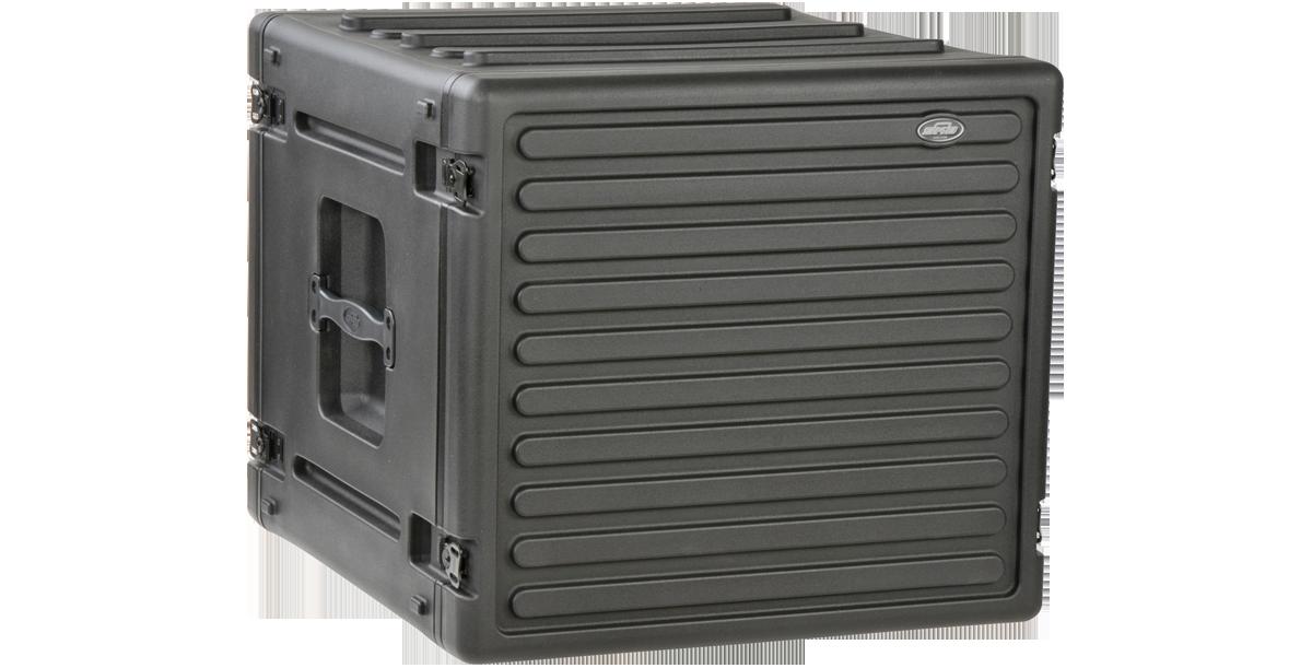 SKB 8U Roto Rack Case  #SK1SKBR8U MFR #1SKB-R8U