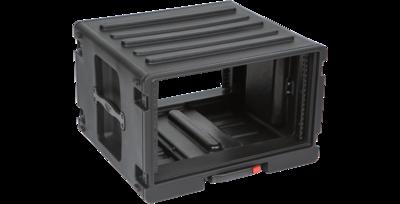 SKB 6U Roto Rolling Rack Case   #SK1SKBR6UW MFR #1SKB-R6UW