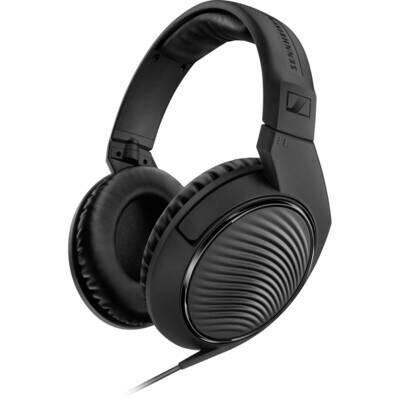 Sennheiser HD 200 Pro Monitoring Headphones #SEHD200P MFR #507182