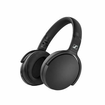 Sennheiser HD 350BT Wireless Over-Ear Headphones (Black) #SEHD350BTB MFR #508384