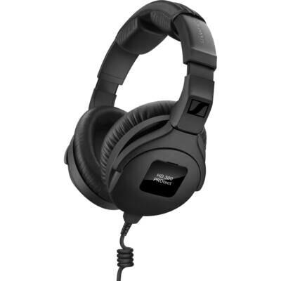 Sennheiser HD 300 Pro Monitoring Headphones #SEHD300PRO MFR #508288
