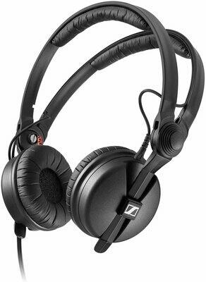 Sennheiser HD 25 Monitor Headphones #SEHD25MH MFR #HD 25