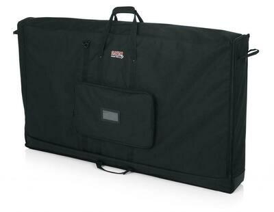 "Gator Cases LCD Tote Series Padded Transport Bag for 60"" LCD #GA60PLCDTBBK MFR #G-LCD-TOTE60"