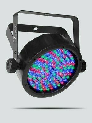 CHAUVET DJ EZpar 56 Battery-Powered Par Light Fixture with IR Remote (RGB)