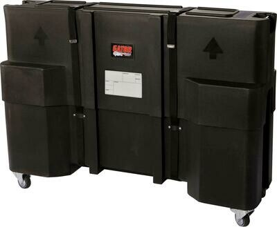 Gator Cases G-LCD-5055 Roto Mold LCD Case (Black) #GAGLCD5055 MFR #G-LCD-5055
