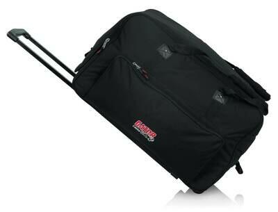 """Gator Cases Rolling Speaker Bag for Large Format 12"""" Speakers #GAGPA712LG MFR #GPA-712LG"""