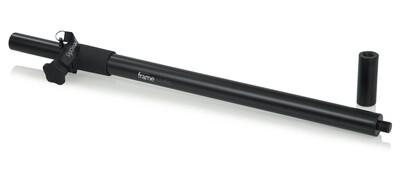Gator Cases Frameworks Standard Sub Pole with 20mm Adapter  #GAGFWSPKSP MFR #GFW-SPK-SP