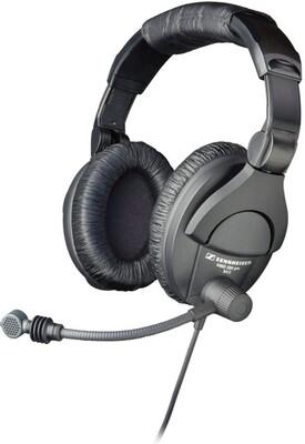 Sennheiser HMD 280-XQ Dual-Ear Headset with Supercardioid Boom Microphone #SEHMD280XQ2 MFR #502714