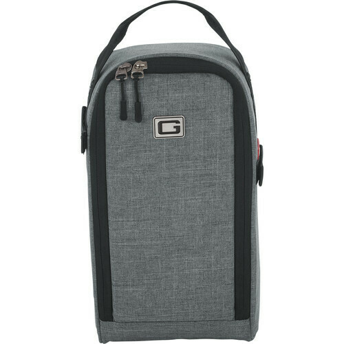 Gator Cases Attachable Guitar Accessory Bag Add-On for Transit Series Gig Bags (Gray) #GAGT1407GRY MFR #GT-1407-GRY