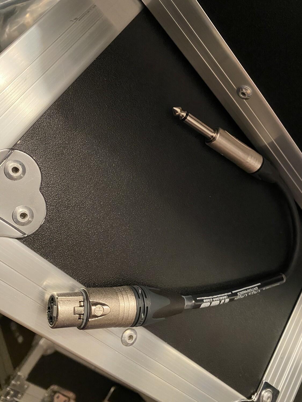 """1/4"""" to XLRF Adapter TS-XLRF01"""