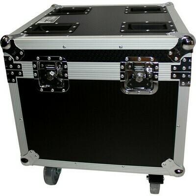 """ProX Heavy-Duty Wheeled Utility Flight Case (20 x 20 x 22"""") #PRXSUTL9W MFR #XS-UTL9W"""