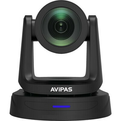 AViPAS 3G-SDI/HDMI/USB PTZ Camera with PoE and 20x Zoom (Black) #AV2020GMFR #AV-2020G