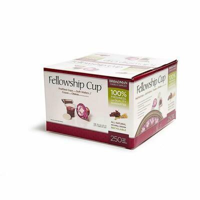 Fellowship Cups