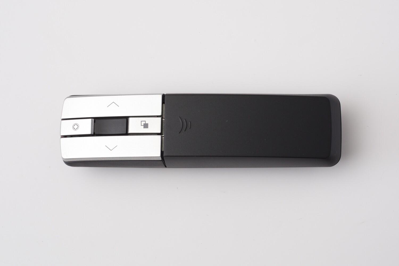 ONN Wireless Presenter 2.4ghz 75 FT Range With Laser Pointer