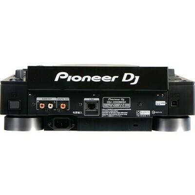 Pioneer DJ CDJ-2000NXS2 High-Resolution Pro-DJ Multi-Player (Black) #PIDJ2000NXS2  MFR #CDJ-2000NXS2