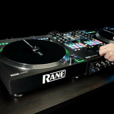 "RANE DJ TWELVE MKII 12"" Vinyl Motorized DJ Control System #RA12MKII  MFR #TWELVE MKII"