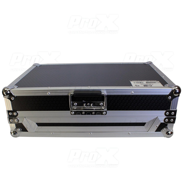 Pioneer DDJ-SB3 & DDJ-400 Digital Controller W-Sliding Laptop Shelf