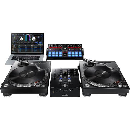 Pioneer DJ DJM-S3 2-Channel DJ Mixer for Serato #PIDJMS3 MFR #DJM-S3