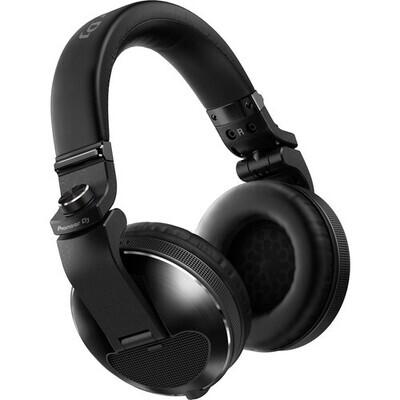 Pioneer DJ HDJ-X10 Professional Over-Ear DJ Headphones (Black) #PIHDJX10K MFR #HDJ-X10-K