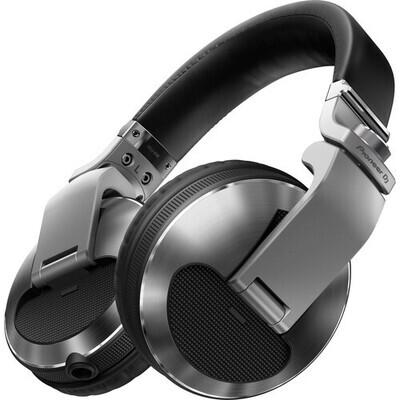 Pioneer DJ HDJ-X10 Professional Over-Ear DJ Headphones (Silver) #PIHDJX10S MFR #HDJ-X10-S