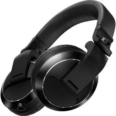 Pioneer DJ HDJ-X7 Professional Over-Ear DJ Headphones (Black) #PIHDJX7K MFR #HDJ-X7-K