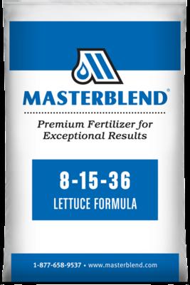 Master Blend 8-15-36 Lettuce Formula