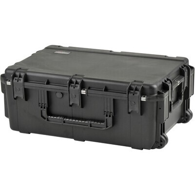 SKB iSeries 3019-12 Waterproof Utility Case with Cubed Foam (Black) #SK3I301912BC MFR #3I-3019-12BC