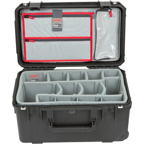 SKB I-Series 2011-10 Wheeled Utility Case & Photo Divider Insert (Organizer) #SK3I201110DLMFR #3I-2011-10DL