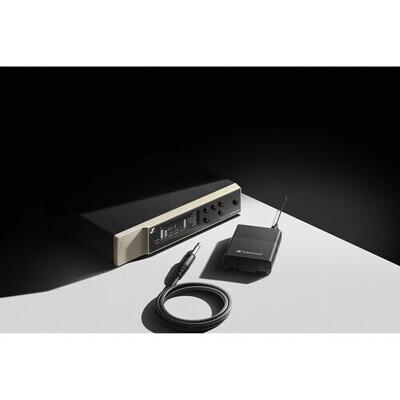 Sennheiser EW-D CI1 SET Digital Wireless Instrument System (Q1-6: 470 to 526 MHz) #SEEWDCI1Q16 MFR #EW-D CI1 SET (Q1-6)