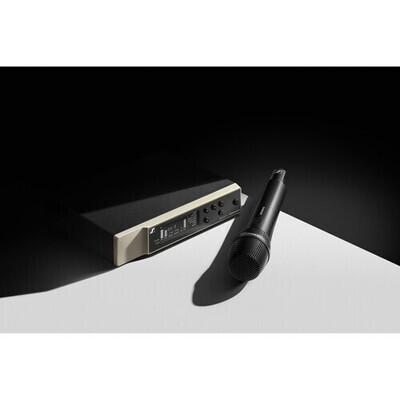 Sennheiser EW-D 835-S SET Digital Wireless Handheld Microphone System with MMD 835 Capsule (Q1-6: 470 to 526 MHz) #SEEWD835SQ16 MFR #EW-D 835-S SET (Q1-6)