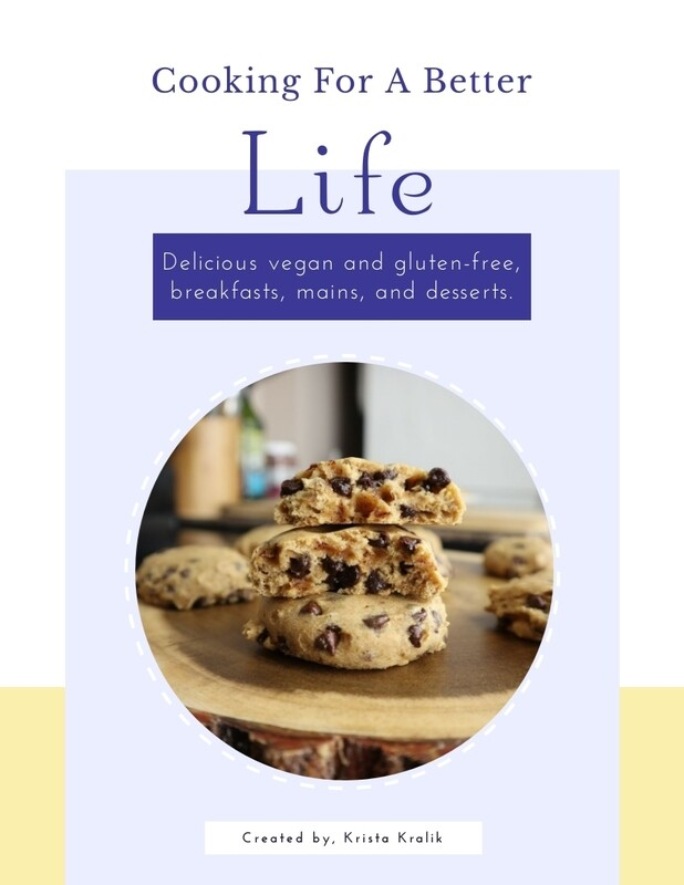 Cooking For A Better Life E-book EPUB