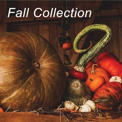 Fall Candle Collection