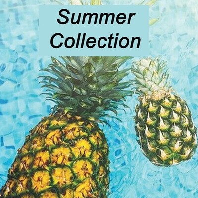Summer Candle Collection