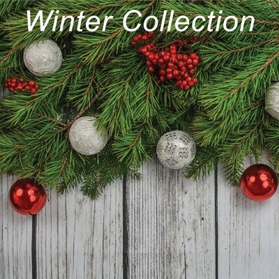 Winter Candle Collection