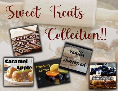 Sweet Treats Candle Collection