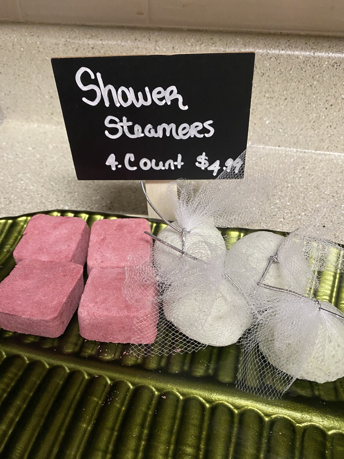 Essential Shower Steamers 4 Pack