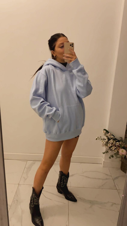 Buzo baby blue