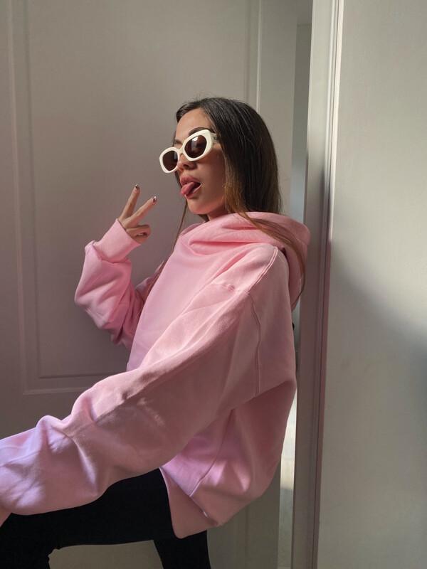 Buzo baby pink