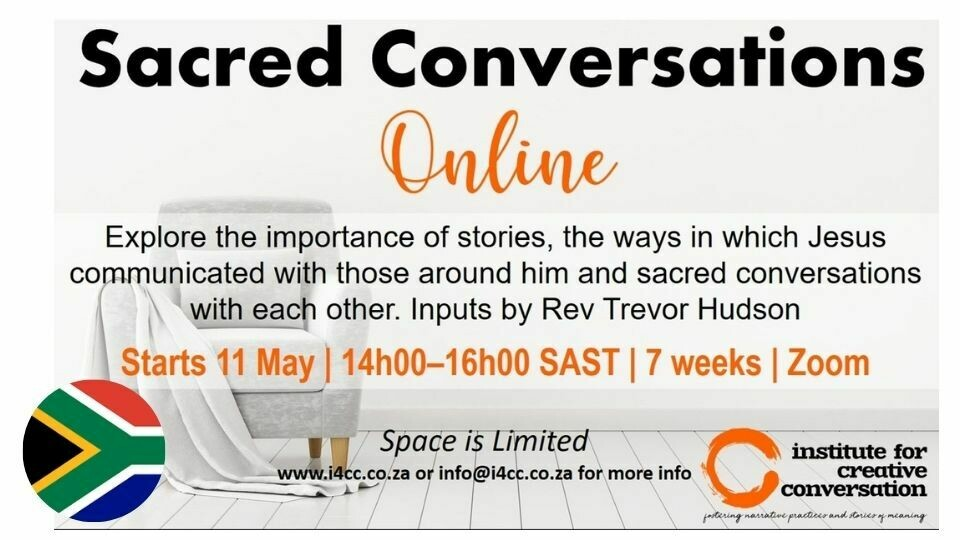 Sacred Conversations (ONLINE) SOUTH AFRICA