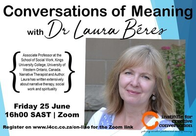 Conversation of Meaning with Dr Laura Béres